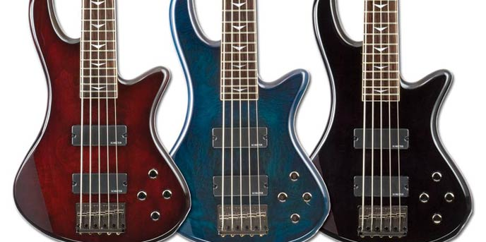 Schecter Stilleto